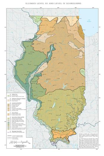 List of ecoregions in Illinois   Wikipedia