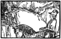 Illustration at page 258 in Grimm's Household Tales (Edwardes, Bell).png
