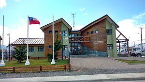 Cabo de Hornos, Chile - Cabo de Hornos Municipality in Puerto Williams.