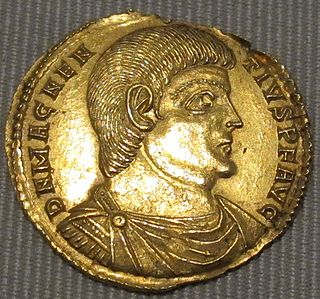 Magnentius Usurper of the Roman Empire