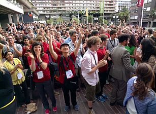 Impressions of Wikimania 2014 - 7.jpeg