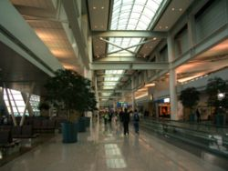 Incheon Airport - Airside