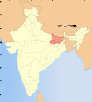 India Bihar locator map.svg