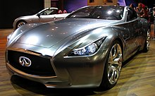 Where are infiniti cars made