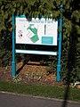 Information board, Victoria Park, Ballards Lane N3 - geograph.org.uk - 2076527.jpg