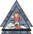 Insignia of US Navy Carrier Division 3 c1961.png