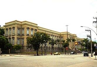 Instituto Benjamin Constant - Instituto Benjamin Constant, Rio de Janeiro