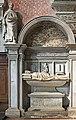 Interior of Santi Giovanni e Paolo (Venice) - Monument to Alvise Trevisan.jpg