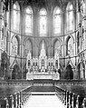 Interior of the Cathedral of St. Joseph, Hartford, Connecticut in 1900.jpg