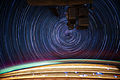 International Space Station star trails - JSC2012E052684.jpg