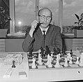 Interzone schaaktoernooi in het GAK, Bronstein, Bestanddeelnr 916-5230.jpg
