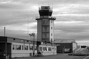 Inuvik (Mike Zubko) Airport - Image: Inuvik, NT (3918304104)