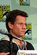 Ioan Gruffudd at the 2011 Comic-Con International.jpg