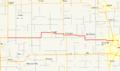 Iowa 57 map.png