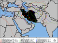 Iran's historical extends and capitals (Cro).PNG