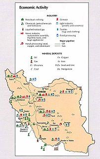 Mining in Iran