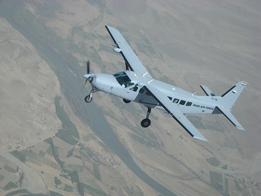Iraqi Air Force C-208