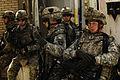 Iraqi Police, U.S. Soldiers Presence Patrol DVIDS115549.jpg