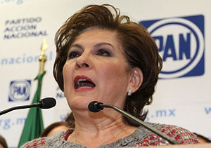 Federal District of Mexico head of government election, 2012 - Image: Isabel Miranda de Wallace