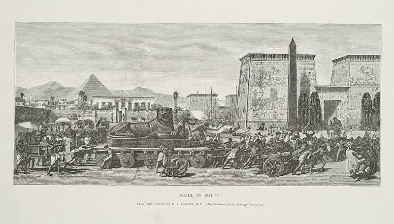 File:Israel in Egypt (1878) - TIMEA.jpg