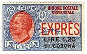 Italian stamp for use in Dalmatia.jpg