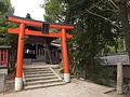 Itsukiyama Inari-sha, Midori Ward Nagoya 2014.JPG