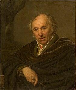 портрет работы Александр Варнек