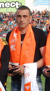 Ivaylo Petev Bulgarian footballer and manager