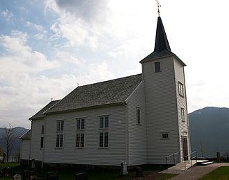 Bjerkreim - Ivesdal Chapel