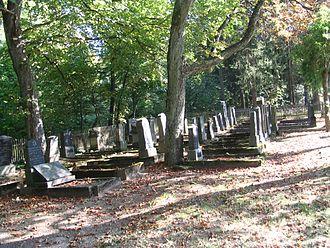 Kastellaun - Jewish graveyard monumental zone