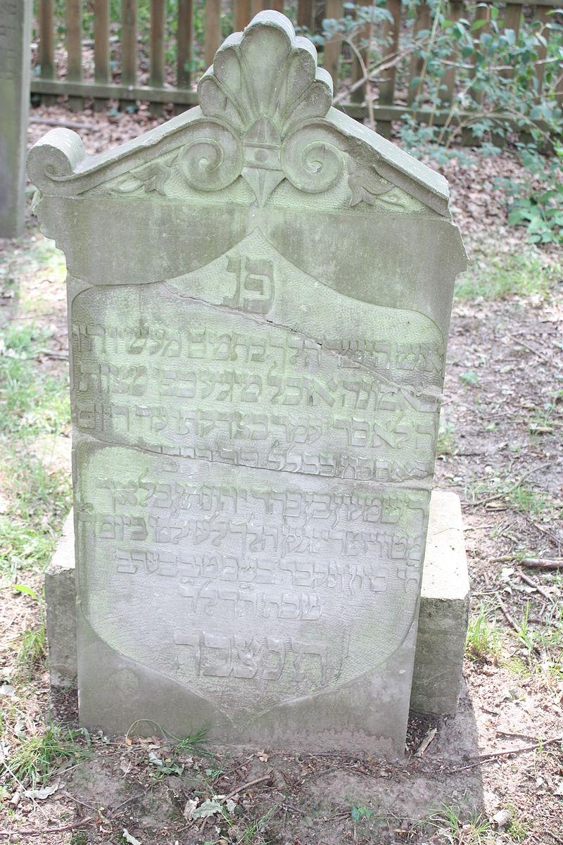 Jüdischer Friedhof Twistringen 2010 064.JPG
