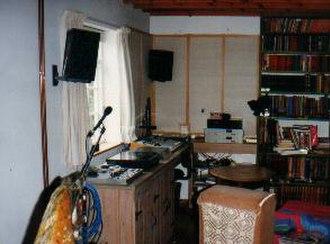 John Peel - Studio at Peel Acres