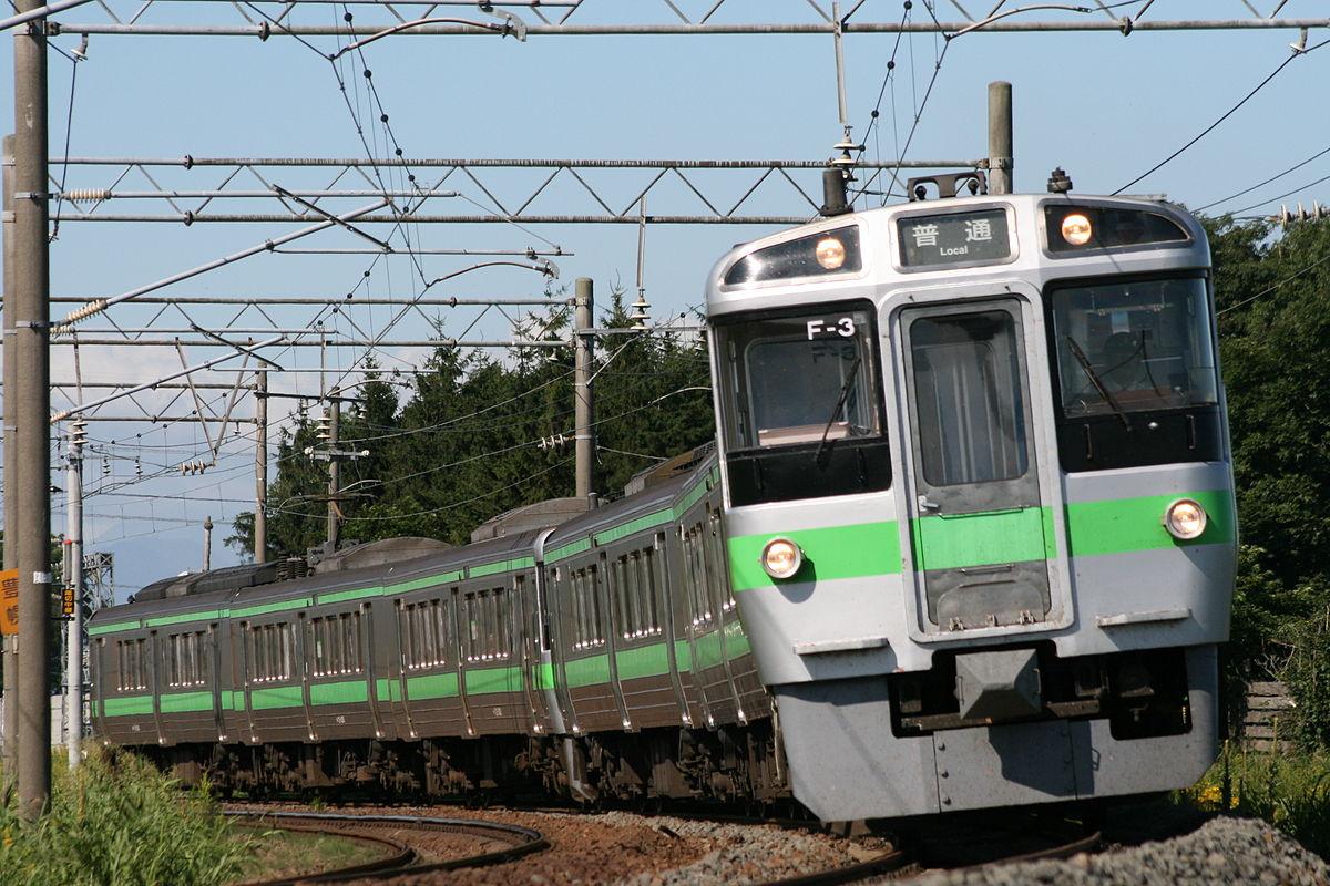 721系電車(2009年 / 豊幌 - 幌向)