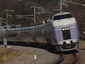 JR东日本E351系电力动车组