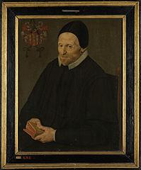 Portrait of Jacob Hendricksz van Swieten  (1558-1626)