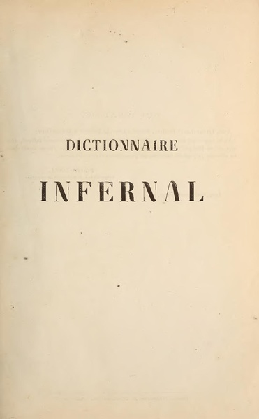 File:Jacques Collin de Plancy - Dictionnaire infernal.pdf