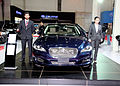 Jaguar Land Rover Reveal Latest Line-Up at 2013 Cairo International Motor Show (8431074959).jpg