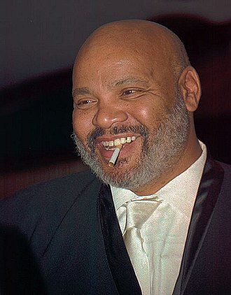 James Avery (actor) - Avery smoking in 2001