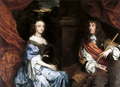 James II and Anne Hyde by Sir Peter Lely.png