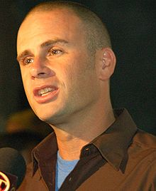 Jamie Walters Walters in October