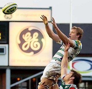 Jamie Gibson English rugby union player