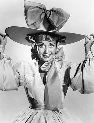 Feathertop - Jane Powell in the 1961 musical presentation.
