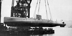 No.71 Submarine in 1938