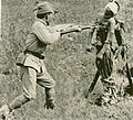 Japanese bayonet practice with dead Chinese near Tianjin.jpg