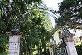 Jardin botanique alpin La Jaÿsinia - Entrée.jpg