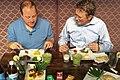 Jared Polis Thomas Massie forbidden meal 2.jpg