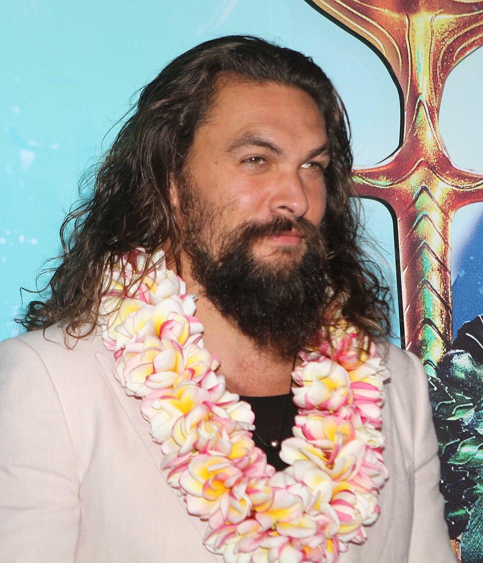 Jason Momoa, Aquaman (45655623114)