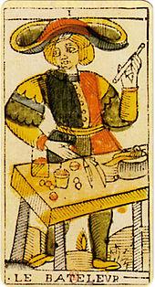 ypperstepræstinden tarot