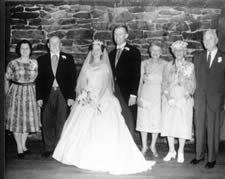 Jeffords first married his wife Elizabeth in 1961