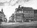 Jelačićev trg i Ilica 1884 Th. Mayerhofer.png